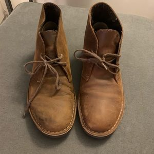 Mens Clark's Brown shoes
